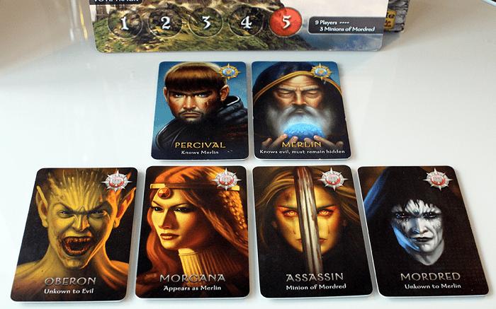 Board Game AVALON