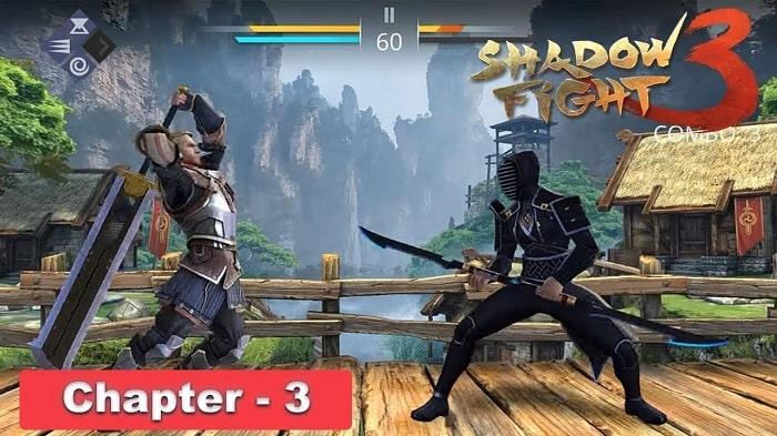 Game Shadow Fight 3 - game đối kháng hay nhất hiện nay