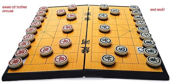 Top 3 game cờ tướng offline khó nhất | Tải về ngay