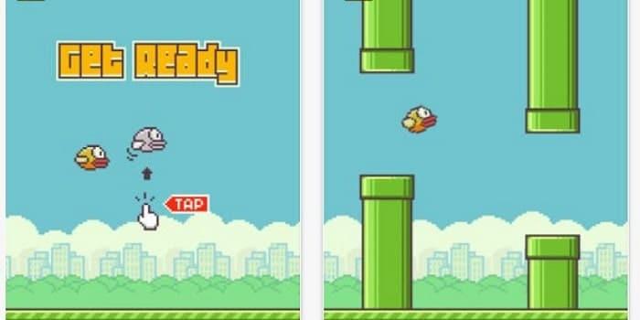 Game giết thời gian hay nhất - Flappy Bird