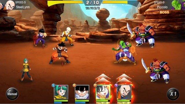Game tren điện thoại hay nhất Fury Fighter Z