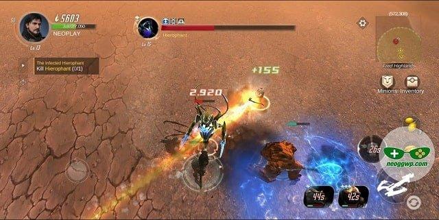 Game mobile nhiều người chơi nhất Wasteland Heroes Mobile
