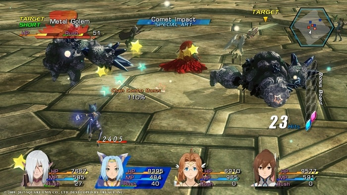 Game RPG Star Ocean : The Last Hope – 4K & Full HD Remaster