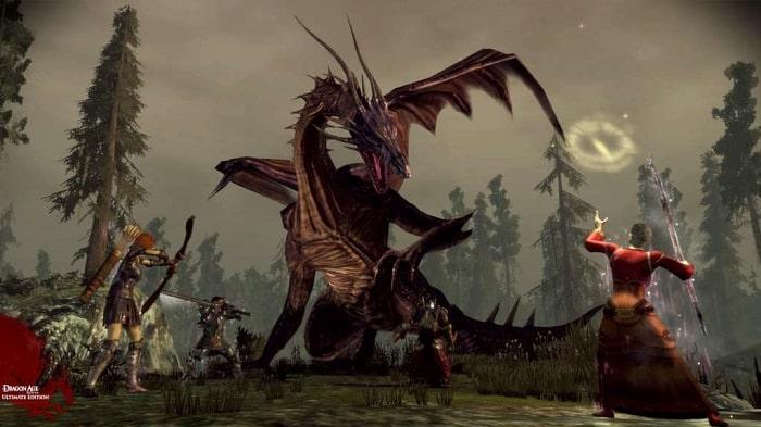 Game RPG Offline hay Dragon Age: Origins – Ultimate Edition