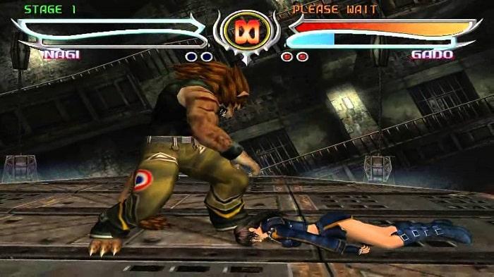 GAME RPG OFFLINE Bloody Roar 4 (Đấu trường thú 4)