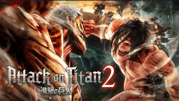 RPG Game Attack On Titan 2