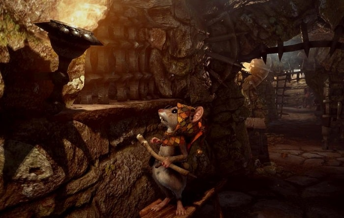 Game offline thể loại nhập vai Ghost of a Tale