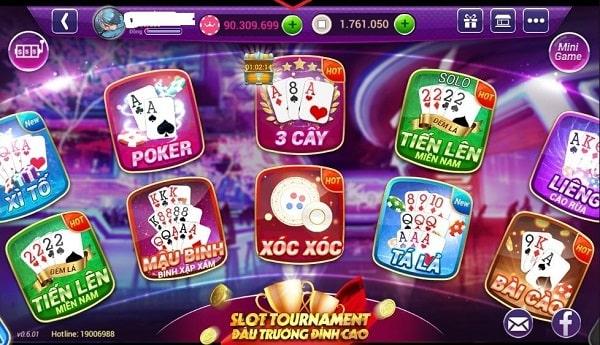 Game bài đổi thưởng nhiều người chơi nhất Rikvip