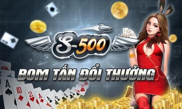 Game bài đổi thưởng nhiều người chơi nhất S500