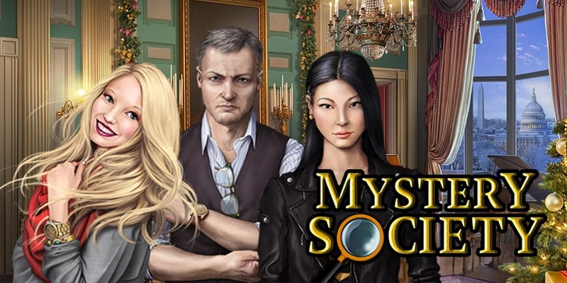 Game hay cho win 10 - Mystery Society