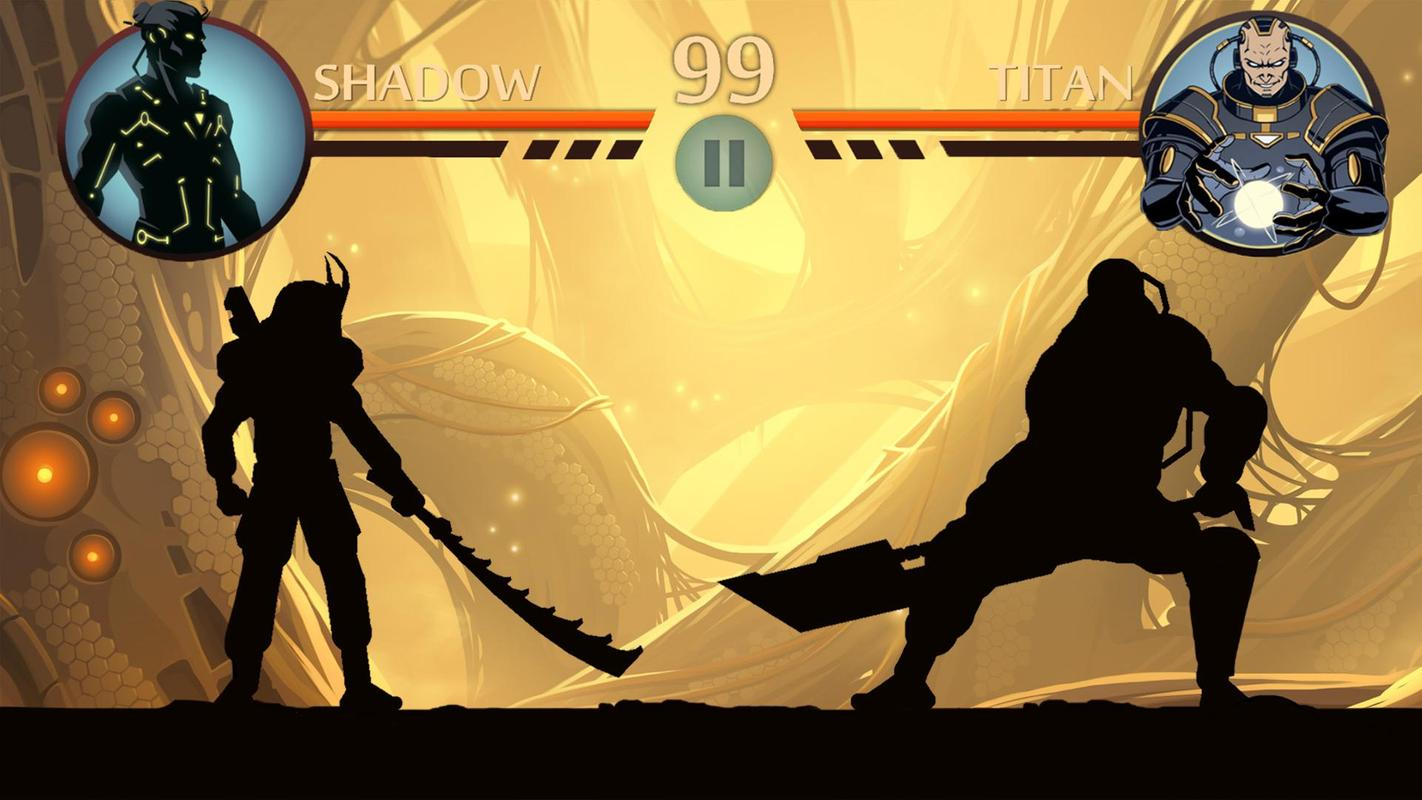 Game hay cho win 10 - Shadow Fight