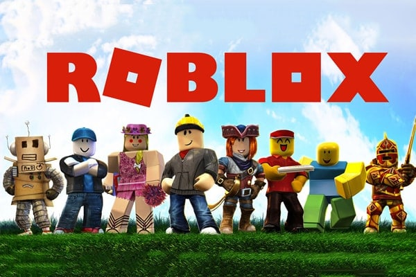 Game cho win 10 - Roblox