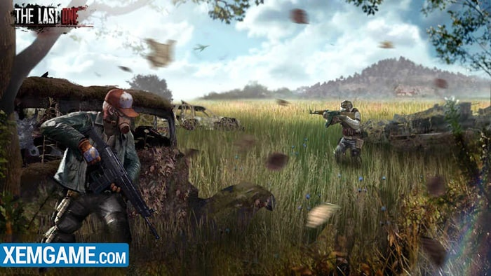 Game Giống Battleground - The Last One Mobile