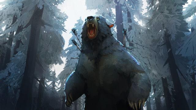 Game Giống Battleground - The Long Dark