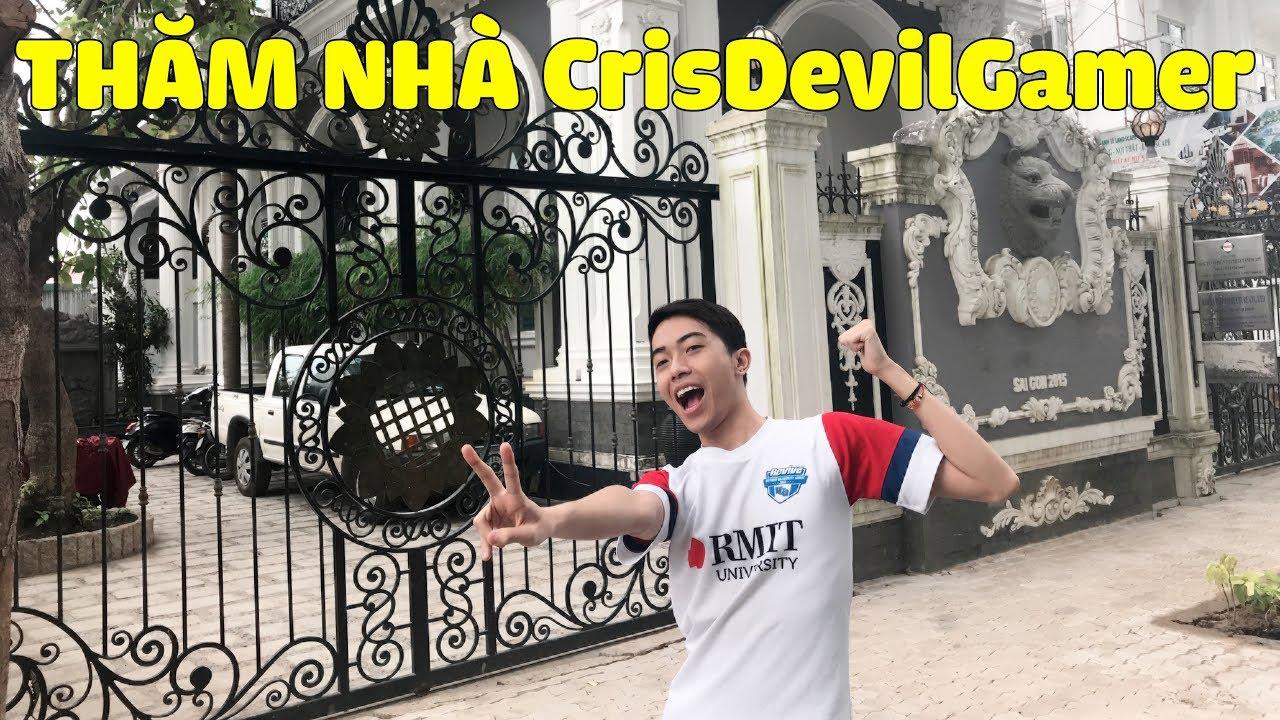 Nhà của Cris Devil gamer ở đâu?